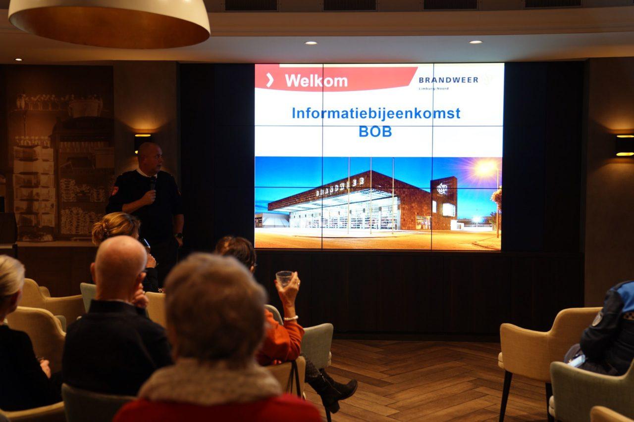 Bewonersbijeenkomst BOB 2019